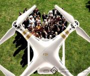 Аэросъемка с квадрокоптера,  формат 4К