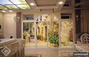 Декоративные окна | Фальшь окна | Витражи