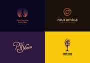 Разработка логотипов и фирменных стилей